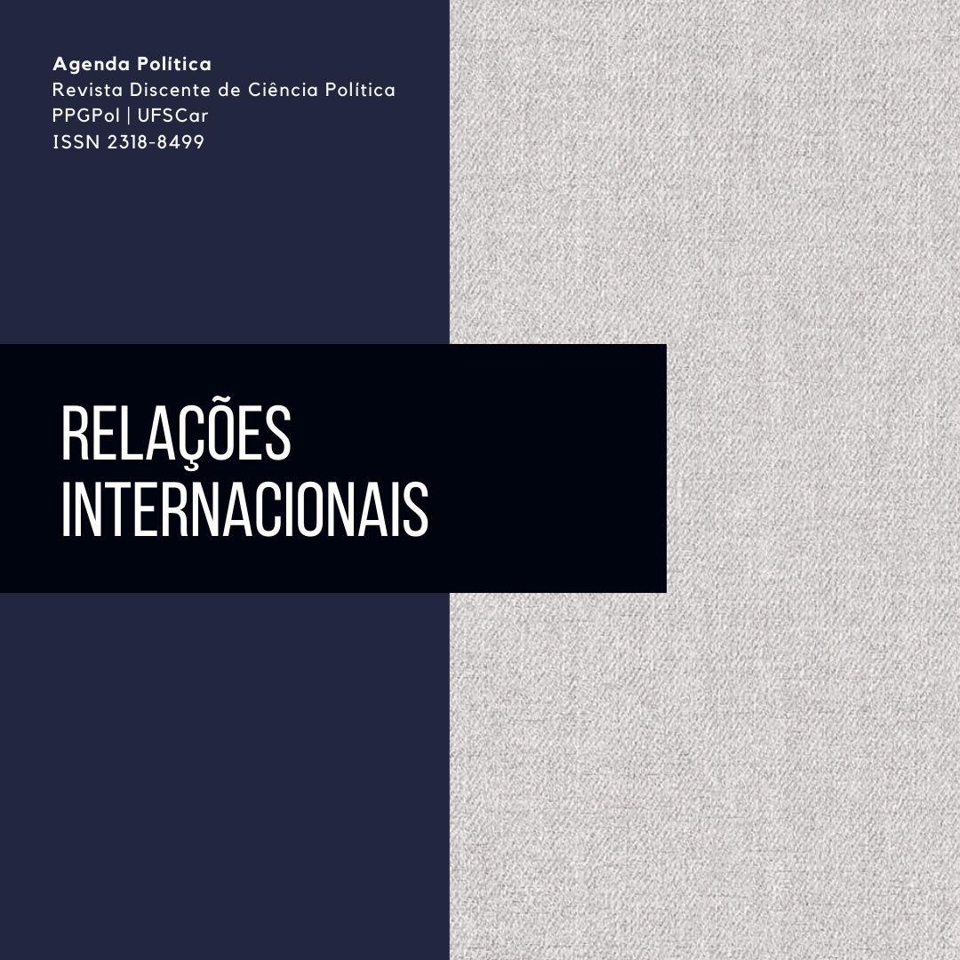 Visualizar v. 8 n. 3 (2020): Relações Internacionais na crise da ordem liberal